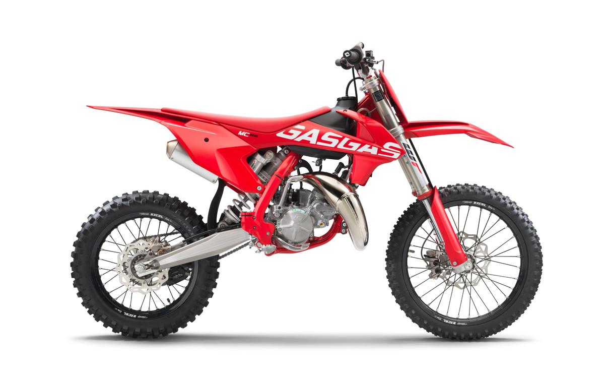 GASGAS MC 85 2021